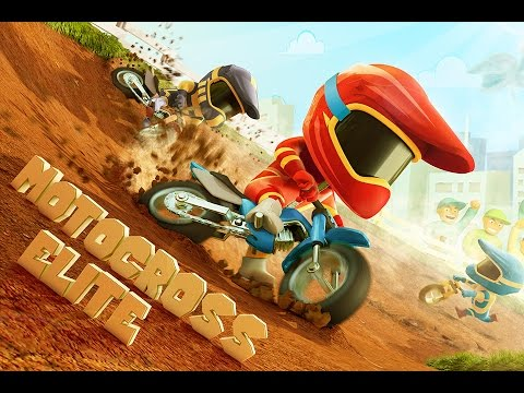 """Motocross Elite Free """"Racing Games"""" Android Gameplay Video"""