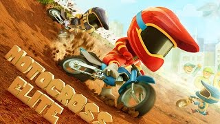 "Motocross Elite Free ""Racing Games"" Android Gameplay Video"