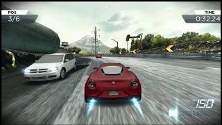 Need For Speed Most Wanted Android/ios Gameplay[Droid Nation]