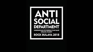 AntiSocial Department (ASD) live at rock bulava 2018