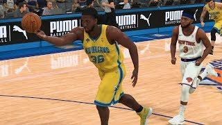 NBA 2K20 My Career EP 115 - Moses Self Lob Off Glass!