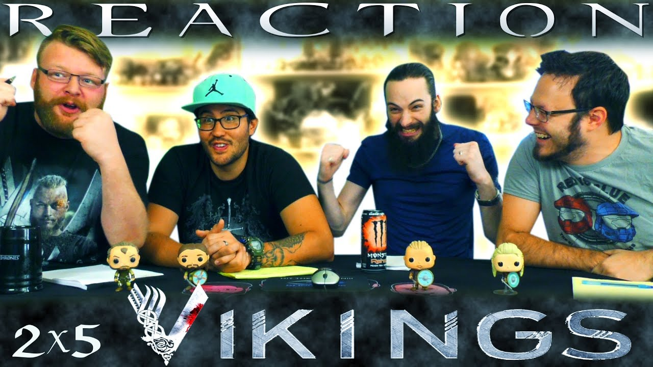 """Download Vikings 2x5 REACTION!! """"Answers in Blood"""""""