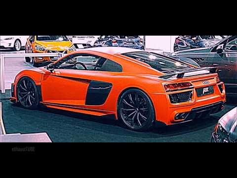 AUDI R8 V10 PLUS by ABT Sportsline [#eXhaustTUBE]