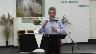 Predica Ce este inaltarea Domnului Isus?