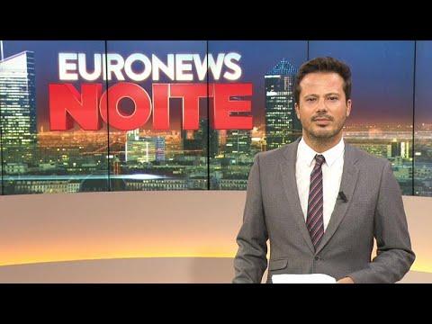 Euronews Noite | As notícias do Mundo de 31 de outubro de 2019