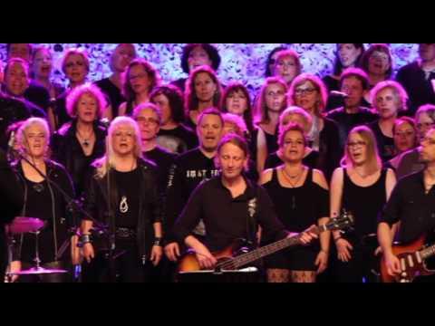 Rockchor Speyer Live - Knockin' on Heaven's Door