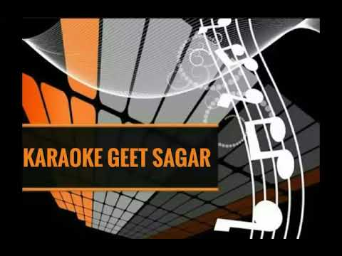 Pehli Barish Main Aur Tu Karaoke with Female Vocals | Phool Aur Kaante