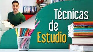 Técnicas de Estudio | Hábitos para disfrutar de un aprendizaje más efectivo thumbnail