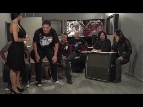 OCESA Concurso Metallica: El Arsenal Completo