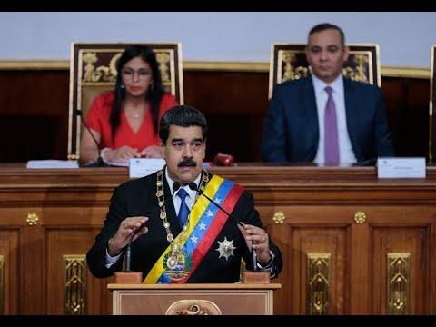 Aumento salarial de 40%, anuncio COMPLETO del Presidente Nicolás Maduro