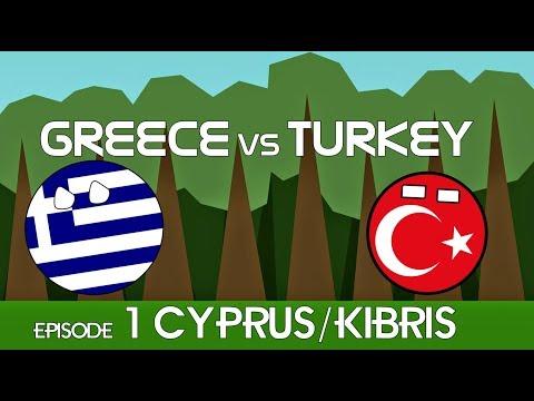 Greece vs Turkey (ft. Cyprus)