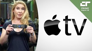 New Apple TV Remote To Rule Them All | Crunch Report