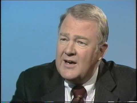 Nuclear disarmament |  Ed Meese | President Reagan | US Politics | TV Eye | 1985
