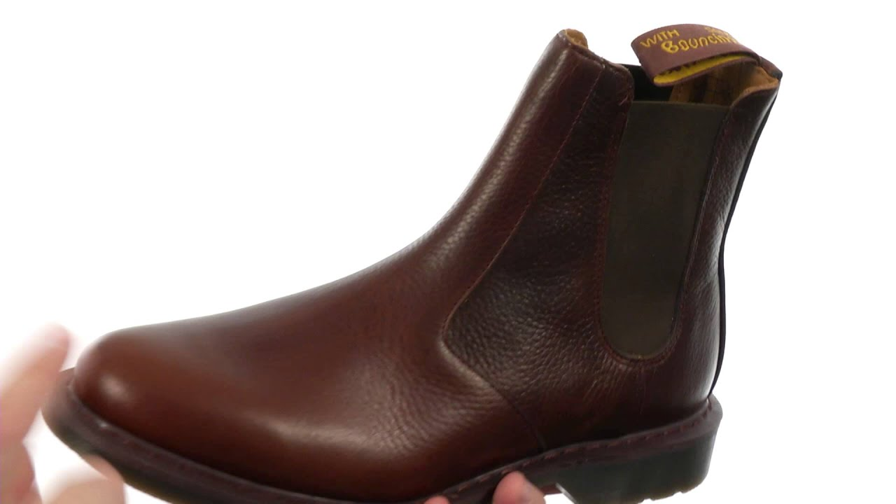 Dr. Martens - Victor Chelsea Boot SKU:8380855 - YouTube