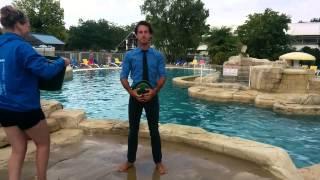 Ice Bucket Challenge - Parc de Fierbois