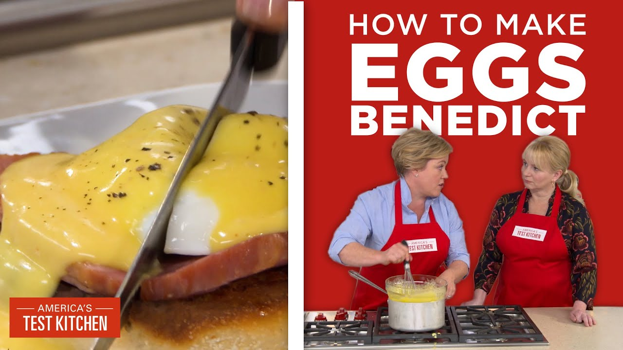 Master the Homemade Brunch with Our Eggs Benedict Recipe