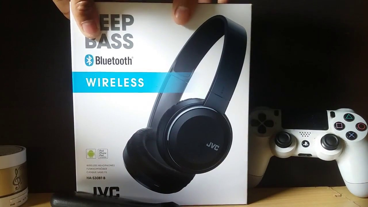 d ballage casque bluetooth jvc ha s30bt b fr youtube. Black Bedroom Furniture Sets. Home Design Ideas