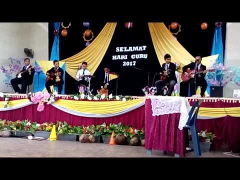 Putera Band - RebahKu Tanpamu (cover) By Alpha7 On SMK GEMAS Teachers Day 2017