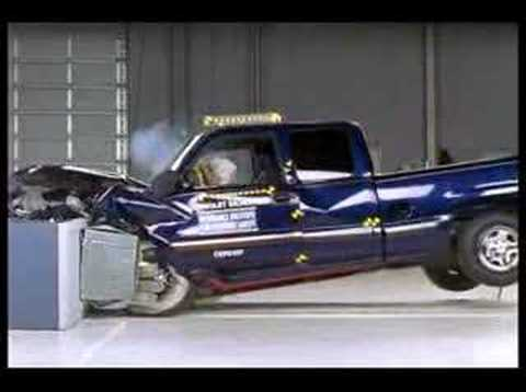 Silverado Crash Test