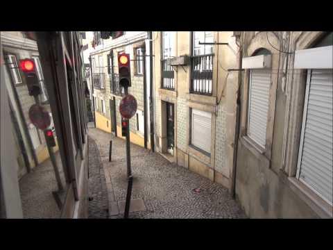 Tram route 28 - Lisbon, Portugal