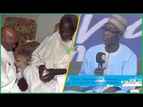 """GP - Père Mbaye Ngoné Fall """"Li Serigne Saliou Wax Abdoulaye Wade Bimoukay Ziar..."""""""