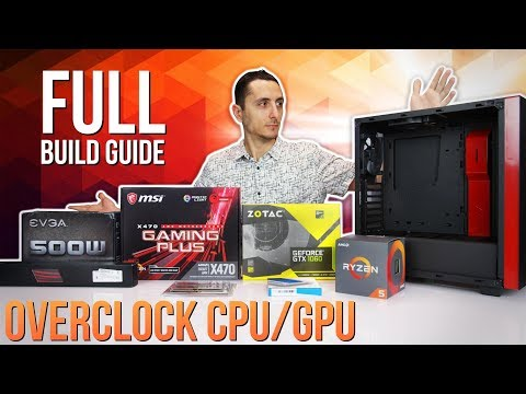 How to Build A Gaming PC - 2018 (+Overclocking Guide)