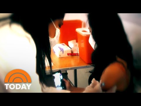 CDC Investigates Rare Heart Problem In A Young Vaccine Recipients