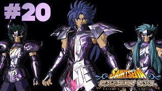 Saint Seiya : Soldiers Soul | Gameplay FR - Episode 20 : Athena Exclamation ( PS4 )