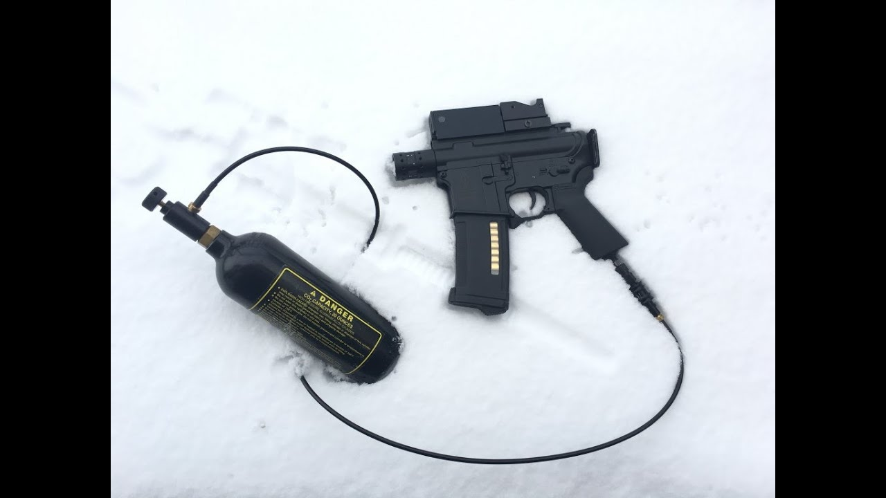 e6fc44a99db Wolverine Airsoft Inferno/InGrip Regulator Overview - Stubby M4 Pistol