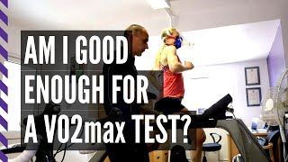 Am I good enough for a VO2max Test?