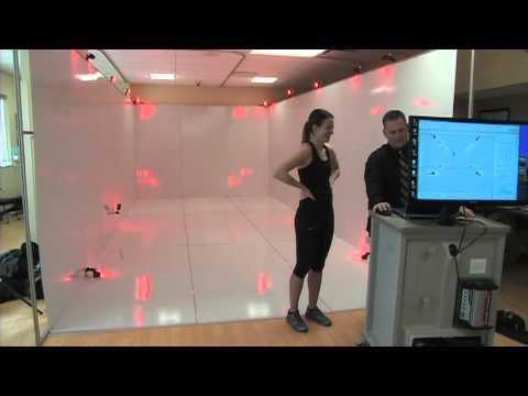 DARI Motion-Capture System at the Missouri Orthopaedic Institute