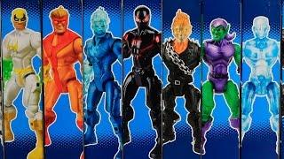 Superheroes  Superbohaterowie - Super Hero Mashers - Marvel - Hasbro - wwwMegaDyskontpl