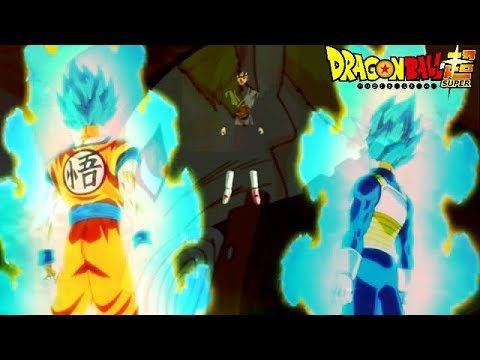Dragon Ball Super OST - Super Saiyan Blue [Version Arc-V]