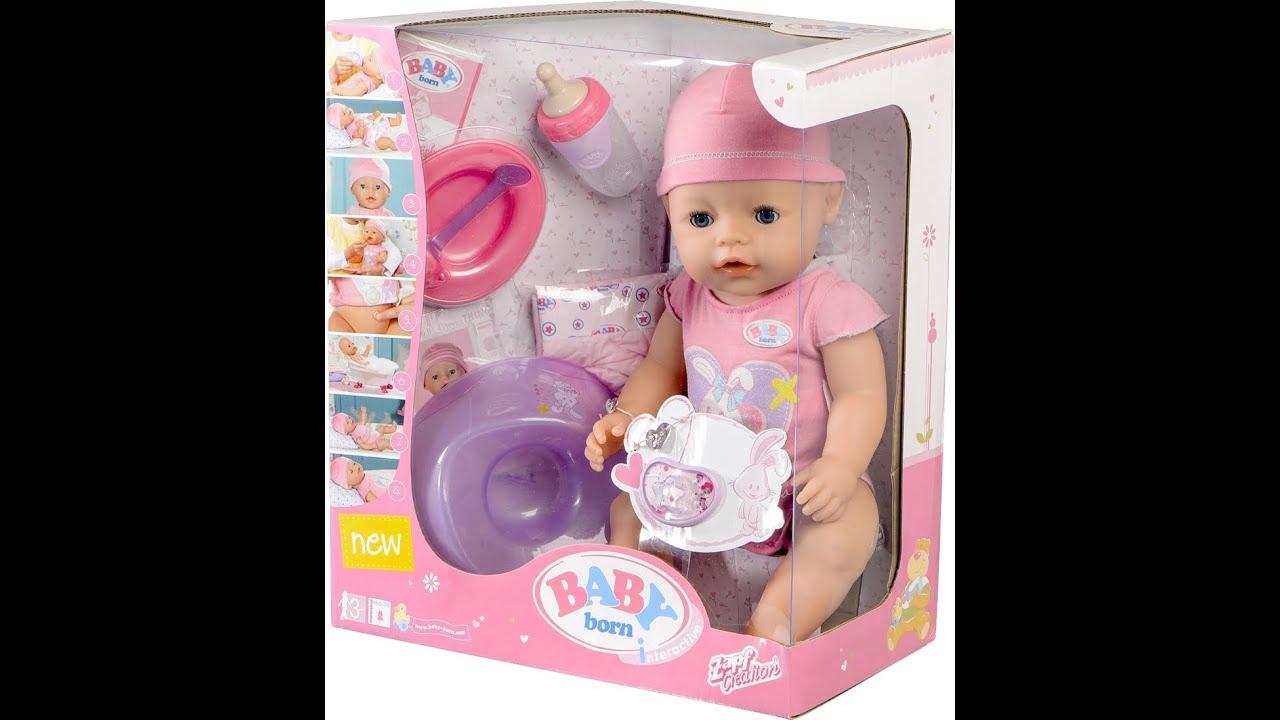 Repaso Mu 241 Eca Baby Born Sara Youtube