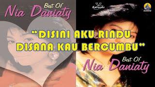 Download Nia Daniaty - Disini Aku Rindu Disana Kau Bercumbu (Karaoke)