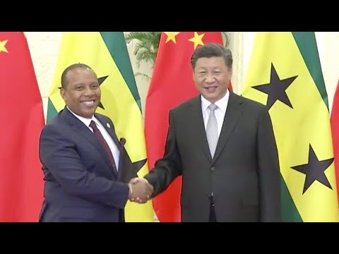 China ready to be a reliable friend and partner of Sao Tome and Principe