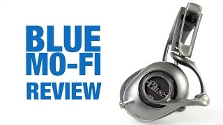 Kris takes a look at the Blue Mo-Fi headphones. The built-in amp promises amazing sound, but is it more than a gimmick? Buy from Amazon: http://geni.us/3fK8 ...