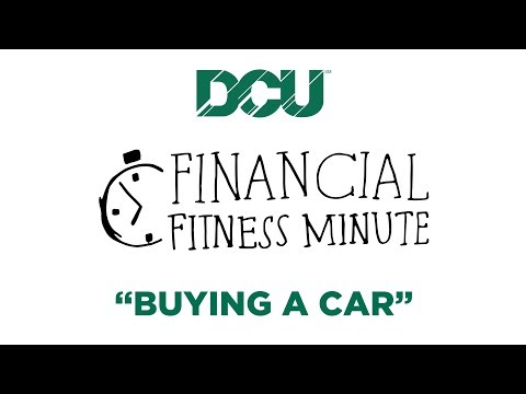 DCU: Digital Federal Credit Union – Buying a Car