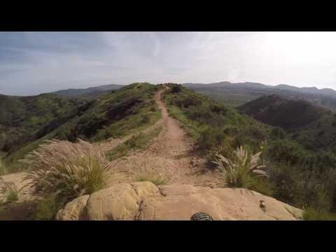 Santiago Canyon (Chutes) - Mountain Biking
