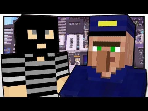 HIRSIZ VS POLİS #3 (Minecraft)