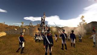 Holdfast: Nations At War - 92nd Line Battle 14/01/18