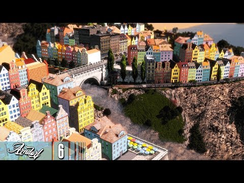 Cities Skylines: ARNDORF - The little Cinque Terre #6