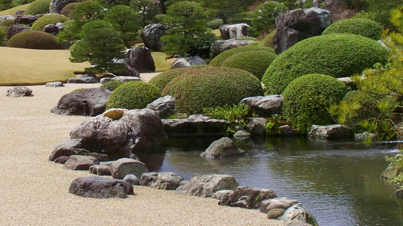 Japanese Garden Stones Basics of japanese garden creation setting stones youtube basics of japanese garden creation setting stones workwithnaturefo