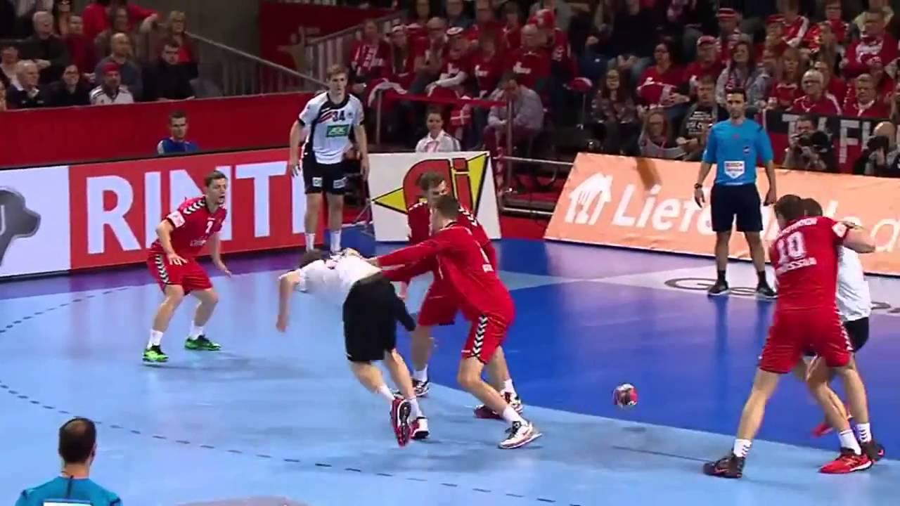Handball EM Die Top 5 Tore Deutschland gegen Russland | Sportschau