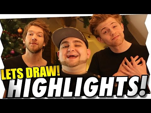 LETS DRAW HIGHLIGHTS!