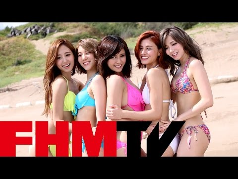 FHM 2016 ??? Cover Girl ?Popu Lady?????