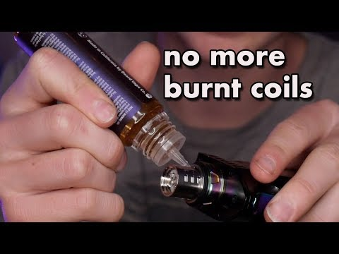 HOW TO PUT A NEW COIL IN TO LAST THE LONGEST!! (NO MORE BURNING COILS FAST)
