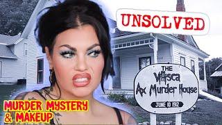 Villisca Axe House Murder House [ Still UNSOLVED ] - Mystery & Makeup GRWM Bailey Sarian