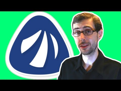 I ramble about desktop environments while trying out the Antergos installer for about 27 minutes