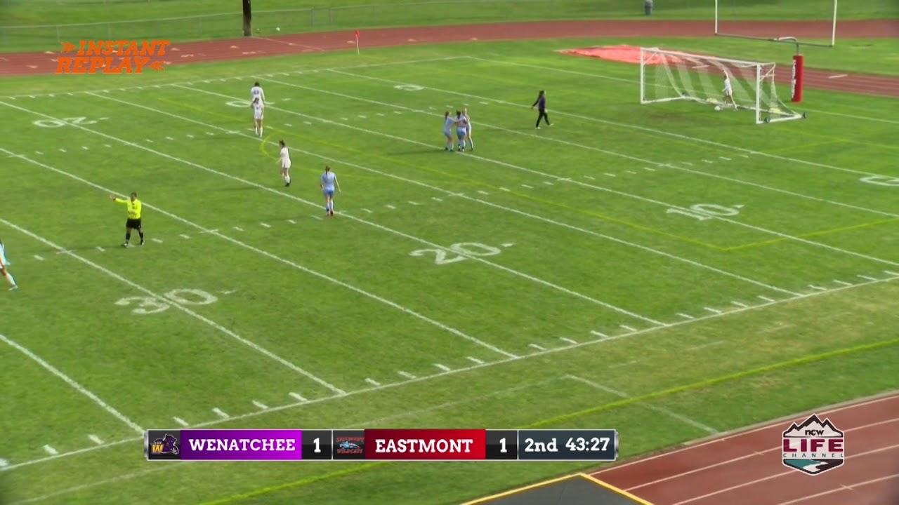 Wenatchee vs Eastmont Soccer Highlights 2019-10-19